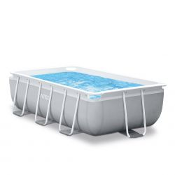Intex Prism Frame Rectangular Pool Set_15882