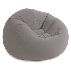 Intex Beanless Bag Sessel Grau_16267