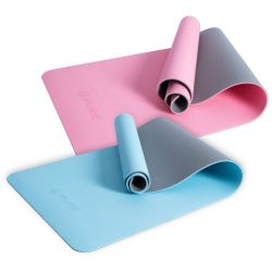 Pure2Improve Yoga Matte TPE blau_47585