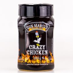 Don Marco's Crazy Chicken 220g_57800