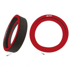 XQ Max LED Hoop Dartbard Surround Beleuchtung, Rot_58662