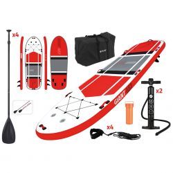 Pure4fun Stand-Up Paddle Board XL Giant 457_59697